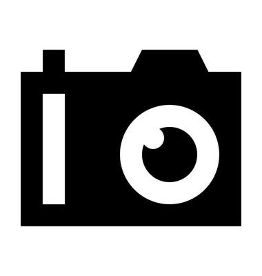 摄像机矢量图标