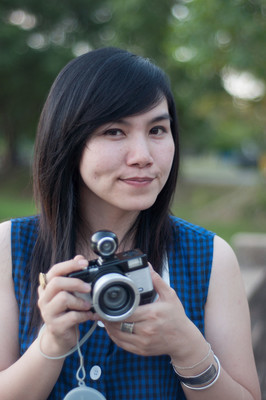 亚洲有吸引力的女人肖像