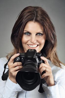 微笑的摄影师