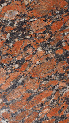 红色大理石背景-垂直