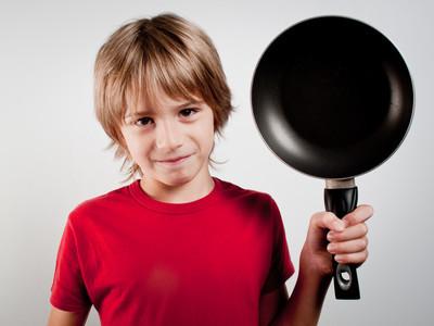 儿童惠特煎锅