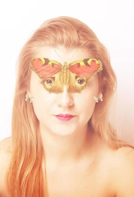 蝴蝶的女人