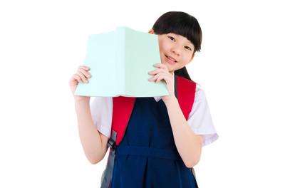 亚洲的小学学生