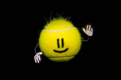 快乐网球球