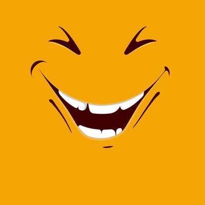 世界微笑日向量例证。适合贺卡, 海报和横幅