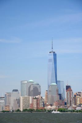 曼哈顿市中心高