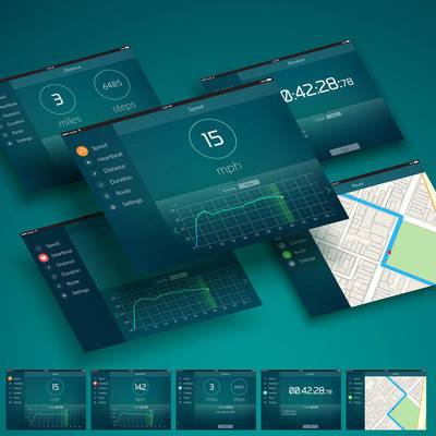 平板用户界面设计理念