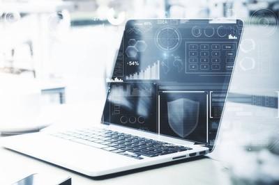 未来与平视显示器概念