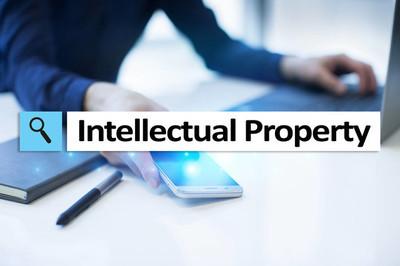 知识产权。专利.商业、互联网和技术概念