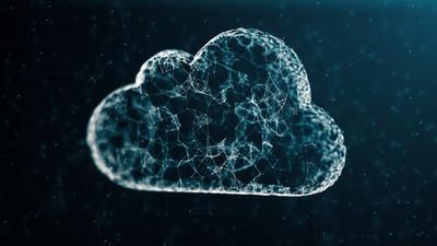 Cloud of computing network