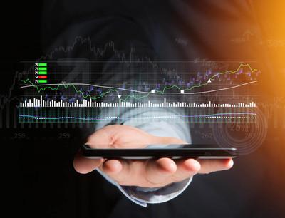 金融和技术概念
