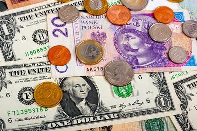 外币货币特写国际货币