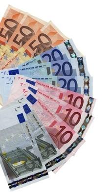 欧元图片-垂直