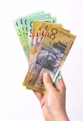 澳大利亚货币特写