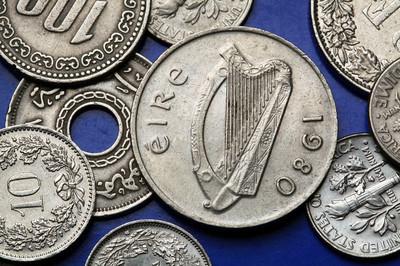 爱尔兰的硬币
