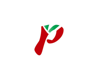 字母图标体育字母 p