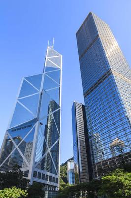香港写字楼大厦