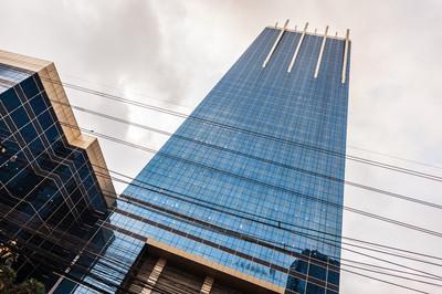 泰国的摩天大楼