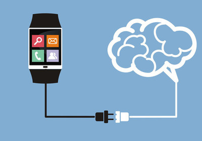 与大脑相连的智能手表