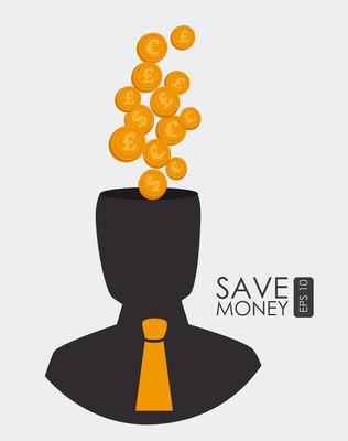 钱设计、 矢量图