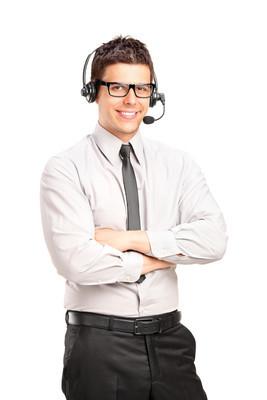 男性顾客服务营办商