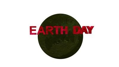 地球日概念