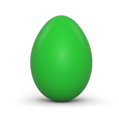 绿色复活节彩蛋