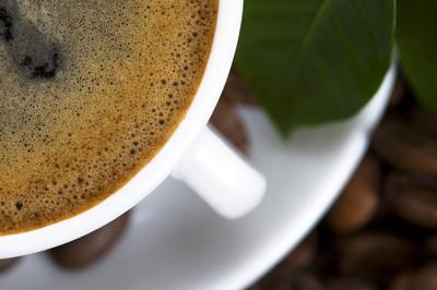 新鲜咖啡与咖啡科