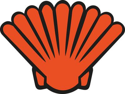 橙色卡通壳