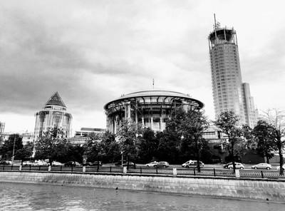 莫斯科国际房子的音乐