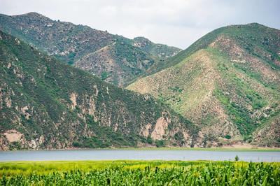 河北赤河云洲水库景观