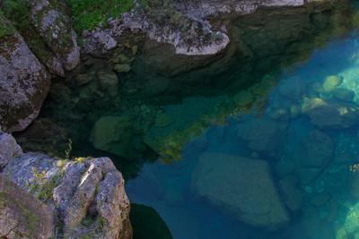 山区水库含结晶水