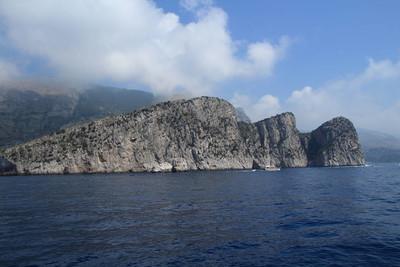 意大利的海岸欧洲