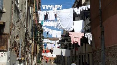 威尼斯的非旅游景观
