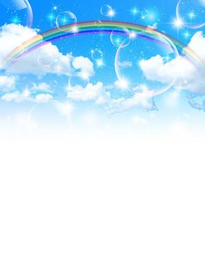 天空云朵背景
