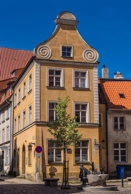 历史建筑物
