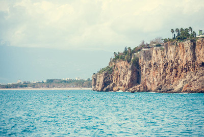 美丽的海海岸