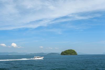 热带海。度假.自然风景