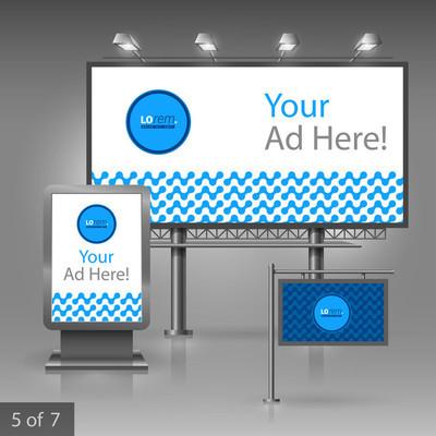 户外广告的设计