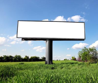 户外广告广告牌
