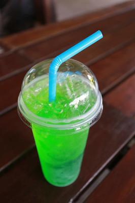玻璃汽水饮料