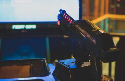 主题公园射击模拟器游戏