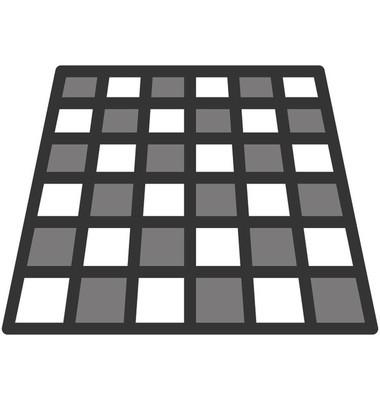 象棋板矢量图标