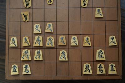 棋是日本象棋