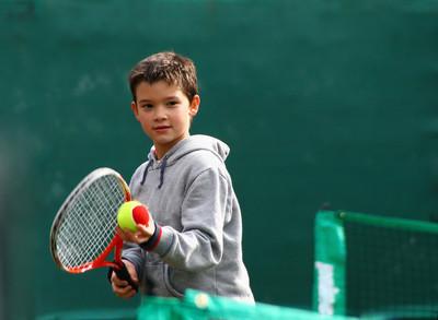 小网球伟大的球员