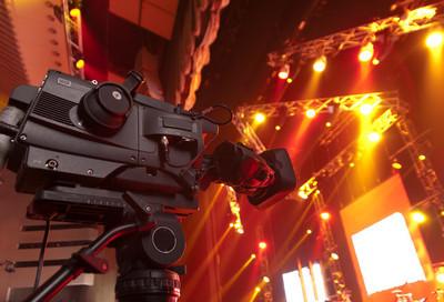 电视摄像机
