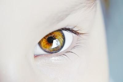 孩子的眼睛