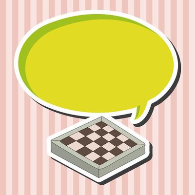 象棋板主题元素