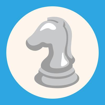国际象棋主题元素图标元素