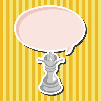 国际象棋主题元素